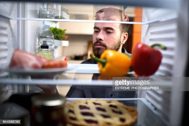 Voedsel in de koelkast