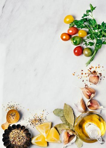 Food ingredients - gettyimageskorea