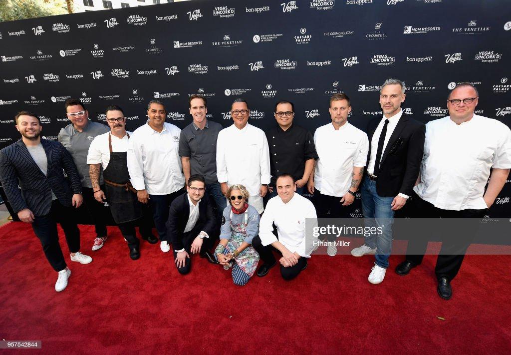 The Grand Tasting At Vegas Uncork'd By Bon Appetit