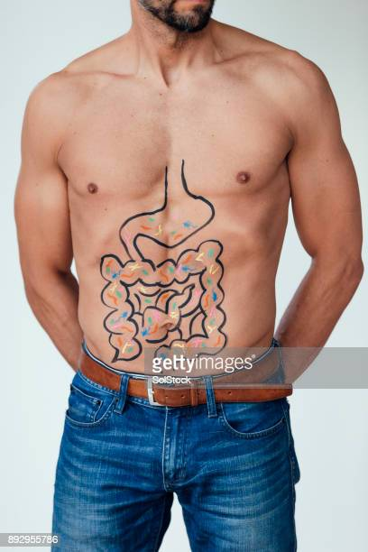 food intolerance - intestinal tract infection stock pictures, royalty-free photos & images