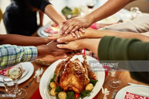 Food is what brings us together