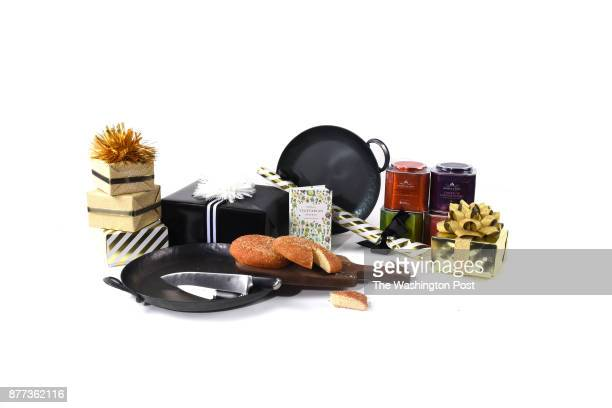 Food items for the Post's annual gift guide on October 2017 in Washington DC
