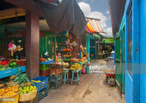 Food Marketplace, Nicaragua