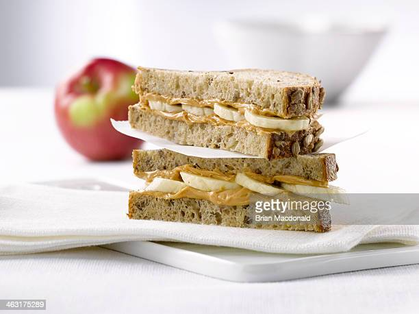 food - peanut butter stock pictures, royalty-free photos & images