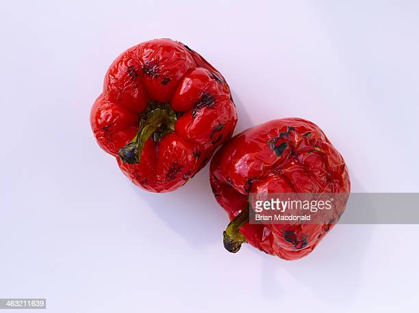 food - roasted pepper stock photos and pictures