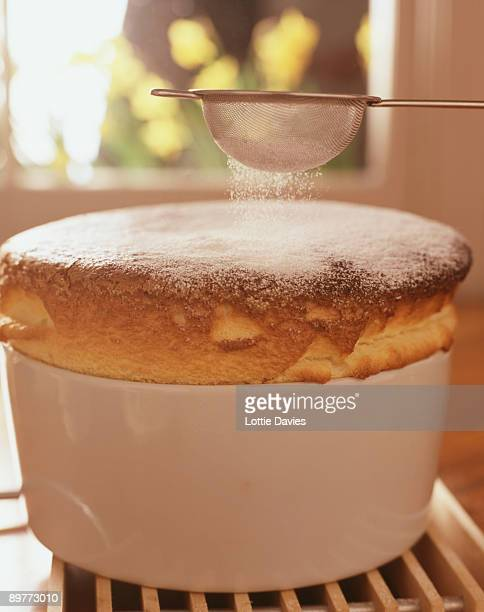Food - Souffle just made