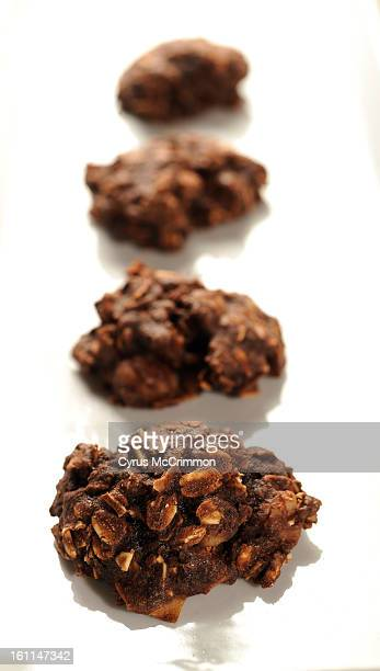 Food story on homemade granola with chocolate on Thursday August 26 2010 Cyrus McCrimmon The Denver Post