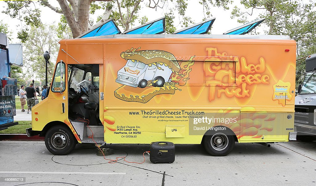 Los angeles food truck stock photos and pictures getty images