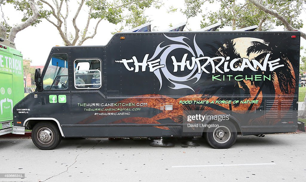 Food coloring funky food trucks photos and images getty images