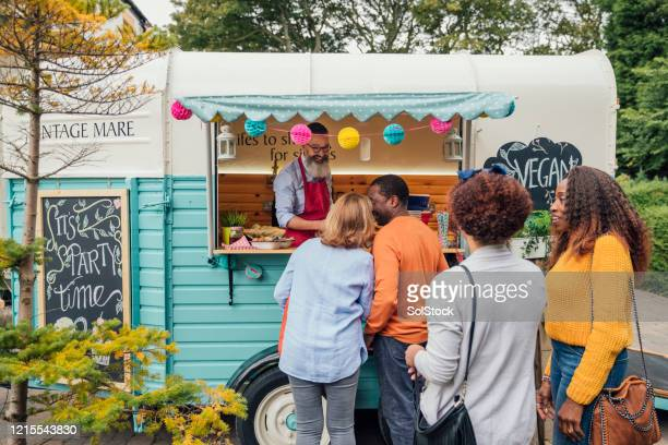 food truck - gala stock pictures, royalty-free photos & images
