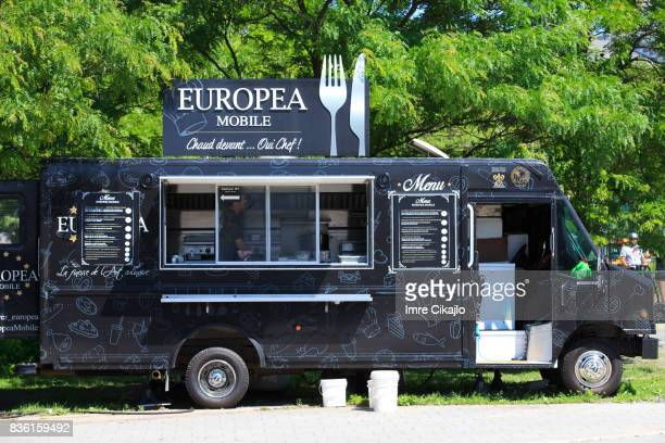 food truck - food truck stock photos and pictures