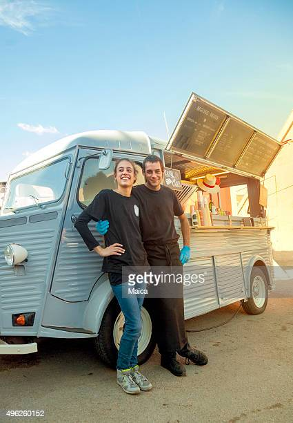 Food truck kleine business
