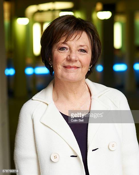 Food writer and tv presenter Delia Smith is photographed for the Times on January 15, 2014 in London, England.