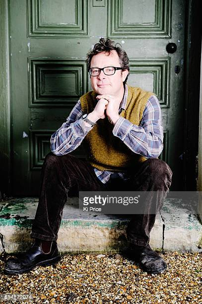 Food writer campaigner chef and tv presenter Hugh Fearnley Whittingstall is photographed for the Times on November 27 2013 in London England