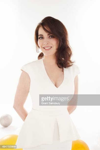 Food writer journalist and broadcaster Nigella Lawson is photographed for Good Housekeeping on August 31 2012 in London England