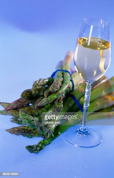 FoodAsparagus green asparagus white wine