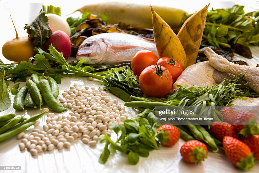 Foodstuff : Foto de stock