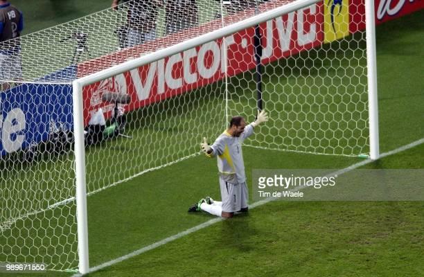 1/2 Final Brazil Turkey World Cup 2002 /Joie Marcos Vreugde Celebration Gardien Keeper Goalie Turquie Turkije Brazilie Bresil /Copyright Corbis