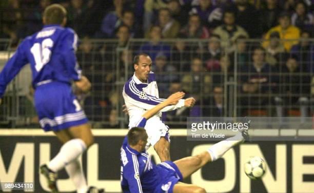 Anderlecht Kiev Dheedene Didier Vaschuk Vladyslav Iso Sport Champions League Football Voetbal Leaegue Champions Kiev Dinamo Anderlecht Rsc Im 335824...