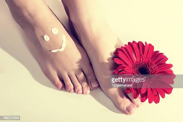 Cuidados dos pés