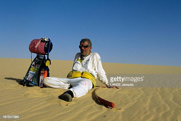 Foot Crossing Of The Tenere Desert From Bilma To The Tree Of Tenere Or 440 Miles In 13 Days By Bernard Giroux