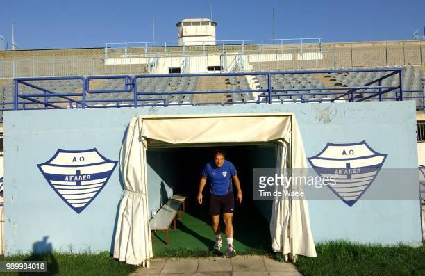 Demol Stefan Greecesoccer Voetbal Footballteam Equipe Ploeg Athens Gaeleo