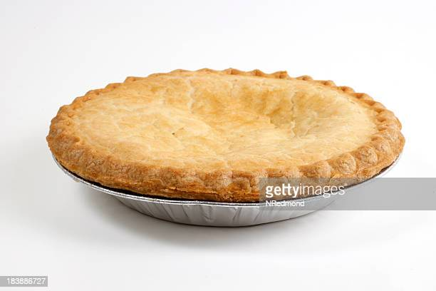 pie - savory pie stock photos and pictures