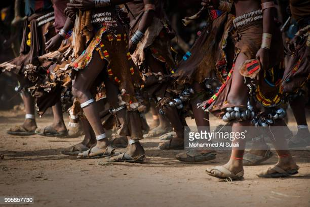 foot - african tribal culture stock pictures, royalty-free photos & images