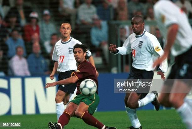 Foot Portugal Englanddimas Ince Paul Football Voetbalportugal England Angleterre Engeland Euro2000 Iso Sport Im 335594 Footballvoetbal Soccer 15054000