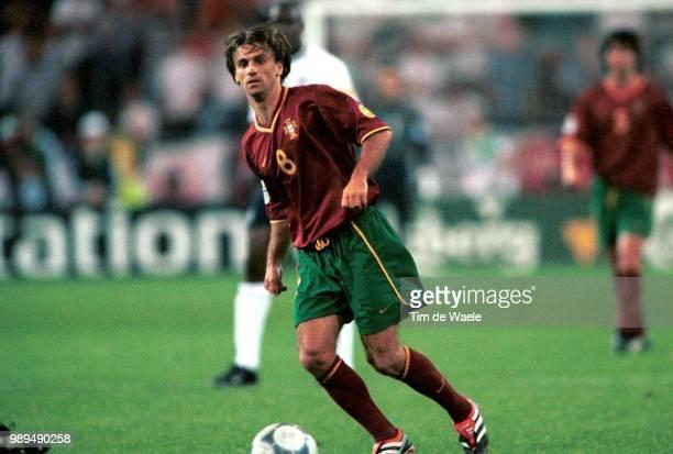Foot Portugal Englandjoao Pinto Action Football Voetbalportugal England Angleterre Engeland Euro2000 Iso Sport Im 335594 Footballvoetbal Soccer...