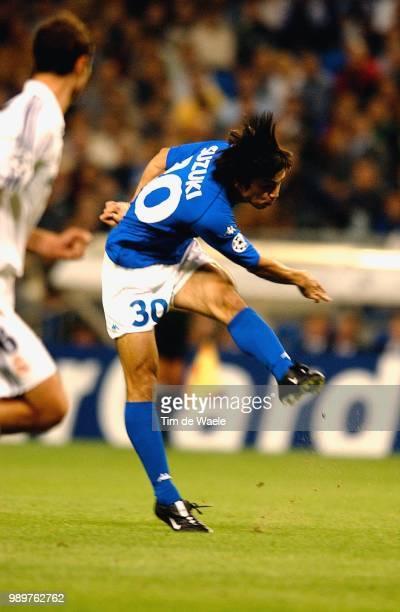 Real Madrid - Rc Genk, Suzuki Takayuki, Champions League, Racing, Uefa,