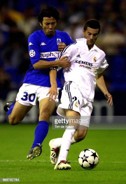 Real Madrid - Rc Genk, Suzuki Takayuki, Solari Santiago /Champions League, Racing, Uefa,