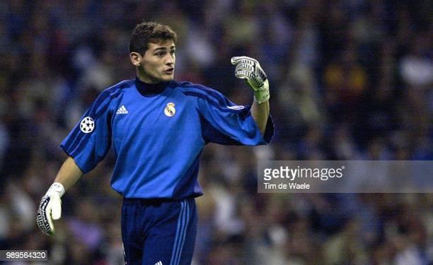 Foot RealMadrid Anderlecht CasillasIker