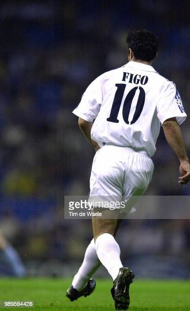 Foot RealMadrid Anderlecht FigoLuis