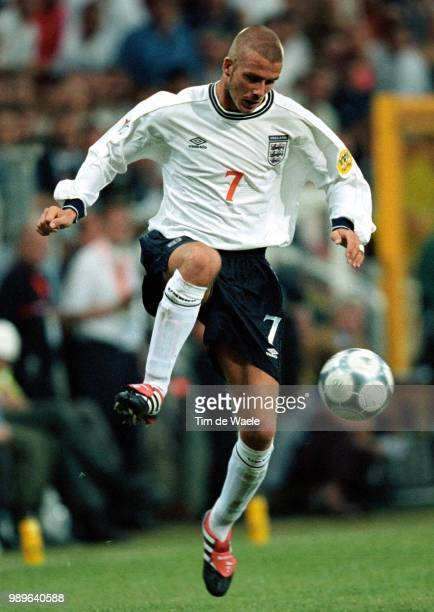 World Cup 2002 Preview /Beckham David /Coupe Du Monde Wereld Beker Angleterre England Engeland