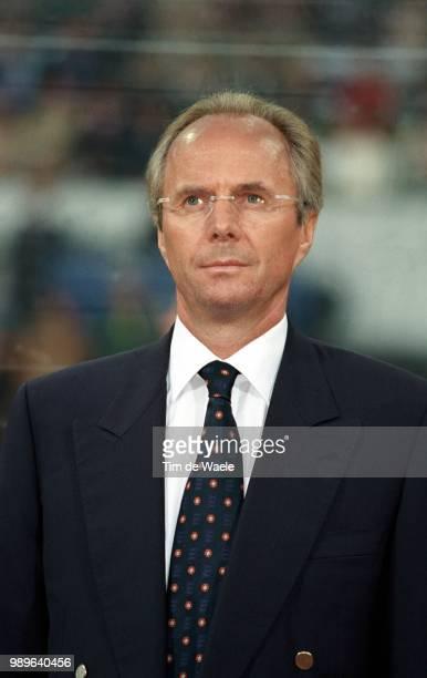 World Cup 2002 Preview /Sven Goran Eriksson /Coupe Du Monde Wereld Beker Angleterre England Engeland