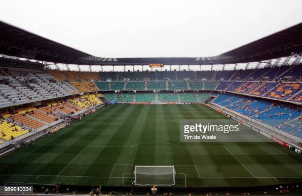 World Cup 2002, Preview /Ulsan Stadium, South Korea, Coree Du Sud, Stade, Stadion, Illustration, Illustratie,
