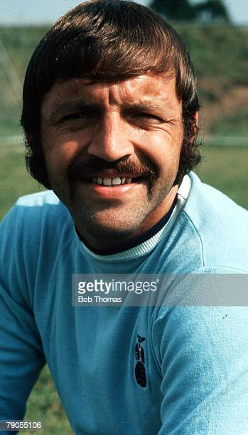 Football 19712 Season A preseason photo call picture of Coventry Citys Ernie Hunt