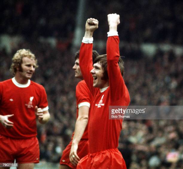Download Liverpool Vs Middlesbrough 3 0 Epl Video: Liverpool Football Club 1974 Stock Photos And Pictures