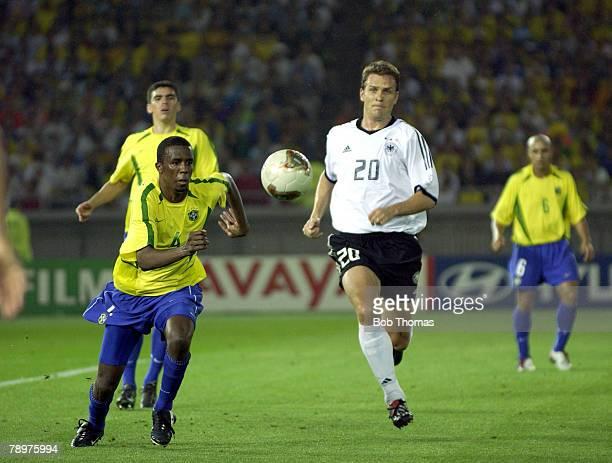 Coupe Du Monde De Football 2002 Images et photos   Getty ...