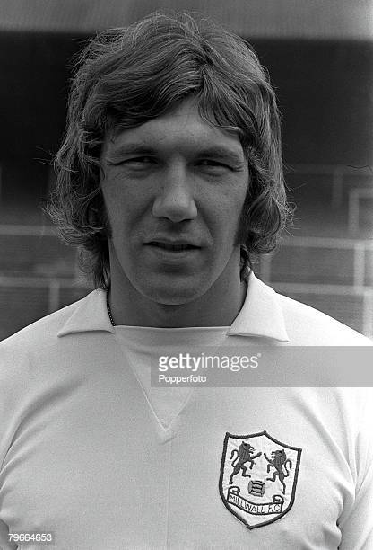 Football 25th July 1973 Portrait of Barry Kitchener of Millwall