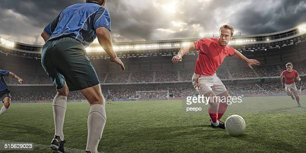 football action - football team stock pictures, royalty-free photos & images