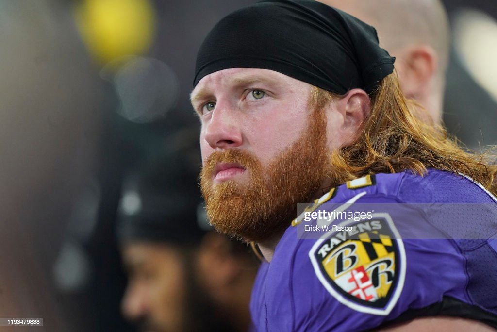 Baltimore Ravens vs Tennessee Titans, 2020 AFC Divisional Playoffs : News Photo
