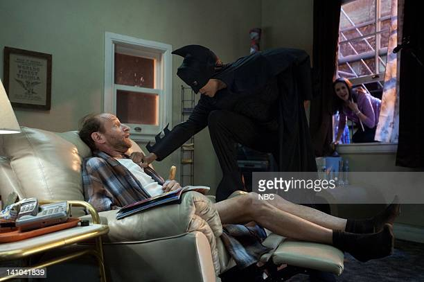 COMMUNITY Football and Nocturnal Vigilantism Episode 309 Pictured Danny Pudi as Abed Alison Brie as Annie Photo by Lewis Jacobs/NBC/NBCU Photo Bank