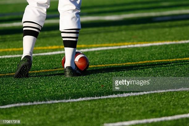 Football and Referee