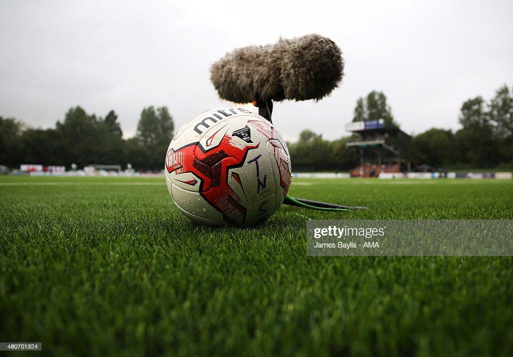 TNS v Videoton: UEFA Champions League Qualifier : News Photo