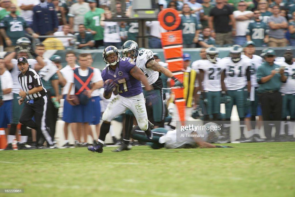 Philadelphia Eagles Vs Baltimore Ravens Pictures Getty Images