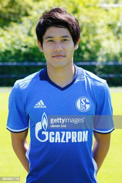 football Bundesliga 2016/2017 FC Schalke 04 team presentation for the game season portrait Atsuto Uchida