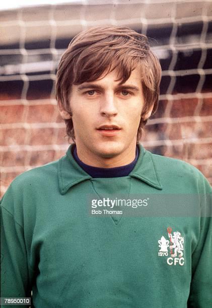 Football Chelsea's goalkeeper John Phillips