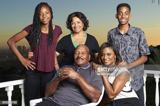 Jim Brown Family >> World S Best Jim Brown Wife Stock Pictures Photos And